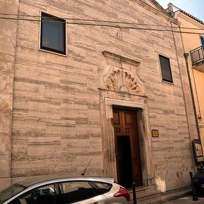 San Giacomo exterior