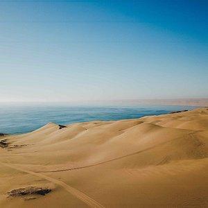 Our beautiful Namib Desert.
