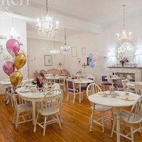 The Lavender Tea Room