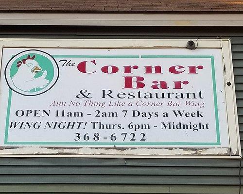 Corner Bar & Restaurant