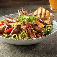 Merguez Salad