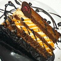 Triplacsoki torta