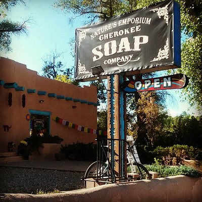 303 Paseo Del Pueblo Norte, Historic Taos, New Mexico Sharing a building with Adventure Ski Shop and across the street from Michael's Kitchen