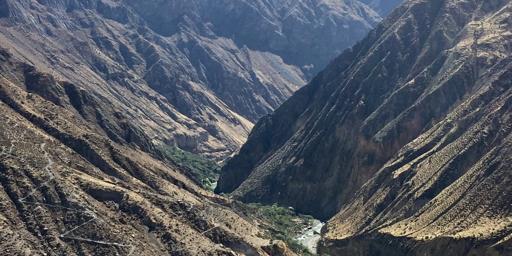Colca Canyon 2 day 1 night great trek! If you have blisters after the long 3 hr down hill take a horse up and out of the canyon the following morning👍 Approximately 60soles👍 Awesome adventure and walk💕