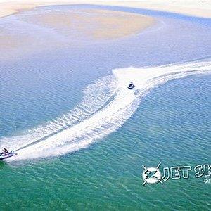 High Speed fun along the gorgeous Gold Coast Waterways
