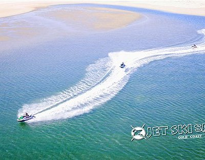 High Speed fun along the gorgeous Gold Coast Waterways