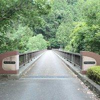 JR青梅線の白丸駅の南側の青梅街道すぐに架かる橋です。数馬峡橋は「かずまきょうばし」と読みます。