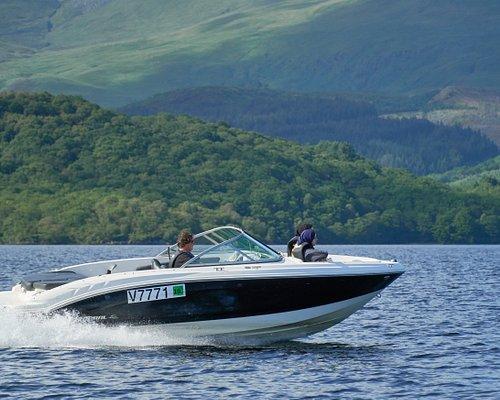 Speedboat Trips