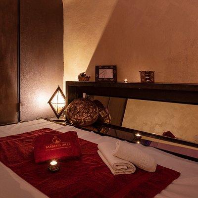 I più bei massaggi sul tatami
