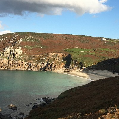 Along the coastal path from Pendeen