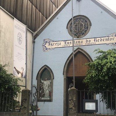 Back street church