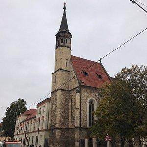 Kostel Zvěstování Panny Marie Na slup