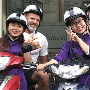 Ao Dai Saigon Food Tour