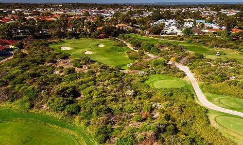 WA's largest public 18 hole golf course.