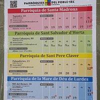 Parròquia de Santa Madrona