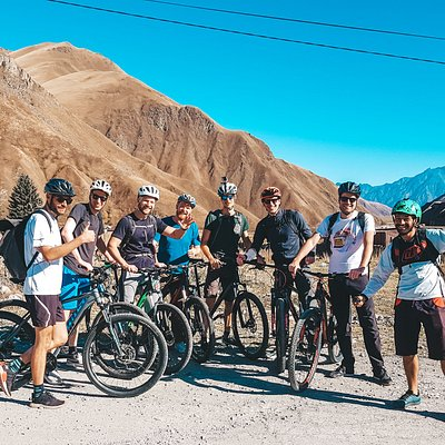 BIKE TOUR: NARZAN VALLEY - TRUSO GORGE