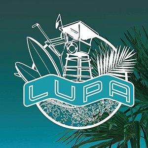 Lupa Beach logo