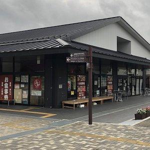 道の駅日光 施設外観