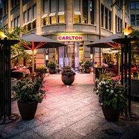 Terrasse Carlton Restaurant