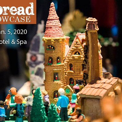 The 11th Annual Gingerbread Showcase at the Parkside Hotel & Spa will be running this year from Nov. 16, 2019 - Jan. 5, 2020  For more information, visit the event page: https://www.facebook.com/events/1965380766896223/