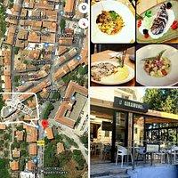 Le giramondu restaurant vous souhaite un agréable séjour. Et un excellent appétit.