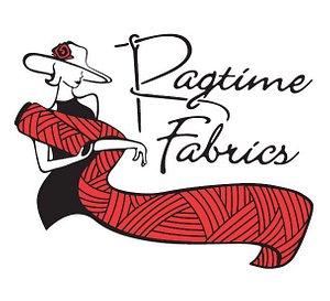 Ragtime Fabrics's new logo!