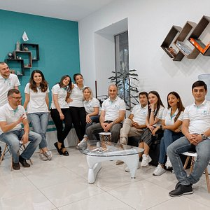 Our team or just your new friends in Armenia ready to assist you 24/7!