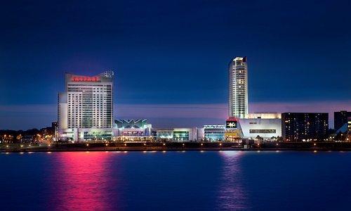 Caesars Windsor Casino & Resort calls Windsor home - and is the largest casino resort in Canada!