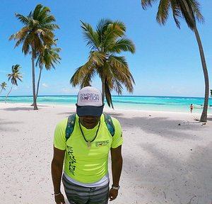 Isla Saona - Canto de la Playa