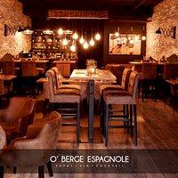 O' Berge Espagnole 🇪🇸 14 av. de Saria - Serris 📍 📲: Réservations : 06 47 33 65 53 💻: www.obergeespagnole.com
