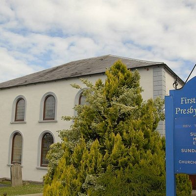 First Rathfriland Presbyterian Church Front View
