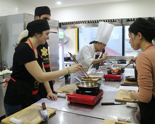 Cooking class with market tour