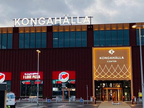 Norra Entren, Kongahälla center