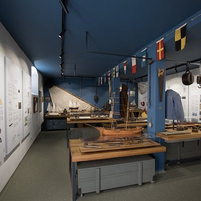 To see some interesting ship models and to learn more about Krk's maritime tradition, don't miss to visit Maritime Heritage Interpretation Centre!