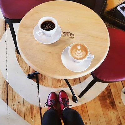 Mmmm, coffee!