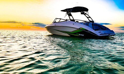 Come out and check out the new boat. 2019 Yamaha ar240 let's go make some memories 🤙