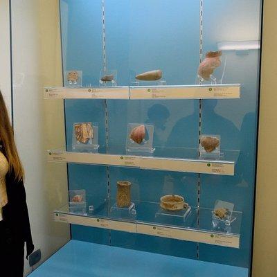 Sale interne del museo archeologico