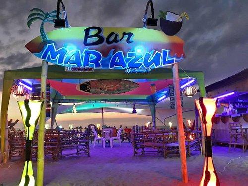 entrada del bar
