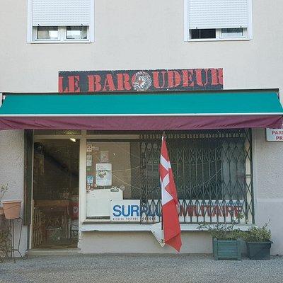 La façade-vitrine