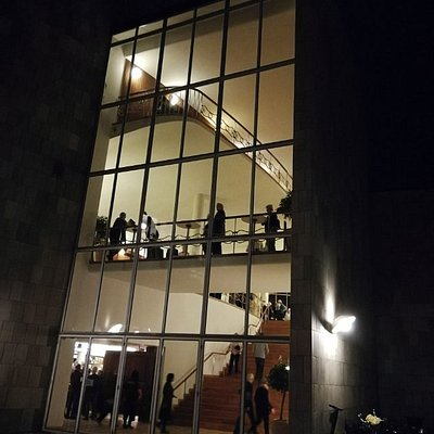 Concert at the Copenhagen Phil, 25th October 2019