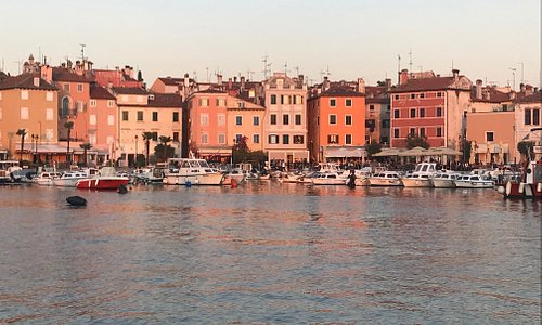 Rovinj, less than 30 minutes away