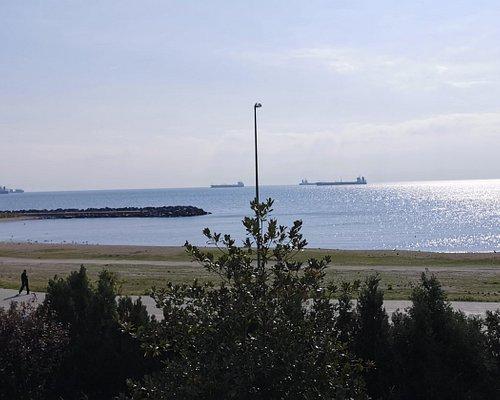 Nice beach side of Yeşilyurt