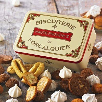 La biscuiterie de Forcalquier est une biscuiterie artisanale située dans une ancienne forge à la l'entrée de Forcalquier.