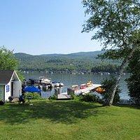 Lac Tremblant, embarcations nautiques