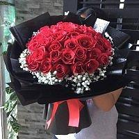 Bó hoa tặng Mẹ, bó hoa tặng Vợ đẹp sang chảnh Shop hoa Chu Choa Phan Rang Ninh Thuận