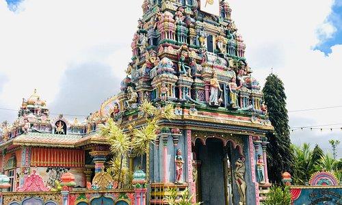 The Siva Soopramaniar temple