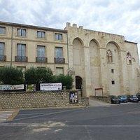 Château des archevêques de Narbonne