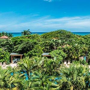 Cala Luna Boutique Hotel in Tamarindo beach