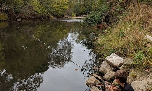 Fishing the Patuxent River