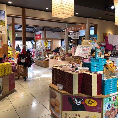 「旬彩館 桜の小路店」内観写真